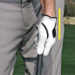 The Flat Left Wrist in Golf