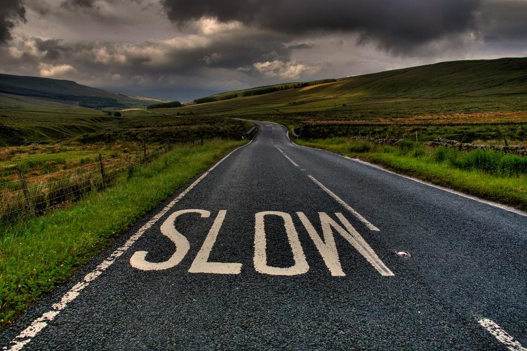 Benefits of Slow Motion Practice