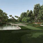 Virtual Golf in Augusta
